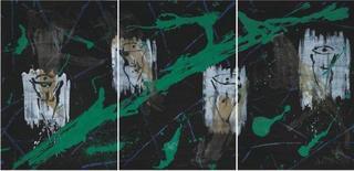 Amphoras (Triptych) by Antón Patiño
