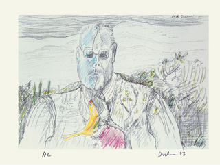 Erik Dixman by Erik Dietman