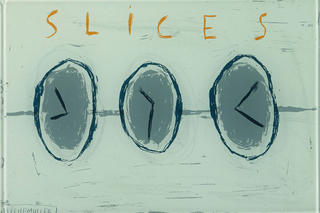 Slices by Jacques Flechemuller