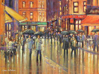South William Street by Chris McMorrow