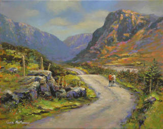 Walking the Gap by Chris McMorrow