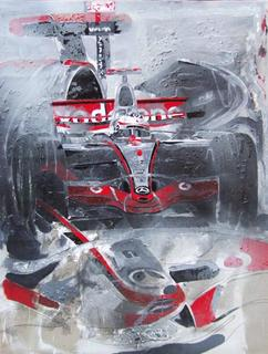 F1 Series - Acceleration to two images by A. Uranga