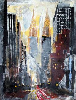 NY Series - Empire State by A. Uranga