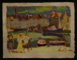 Thamesis by Luis Amer