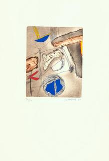 Untitled by Josep Mª Guinovart