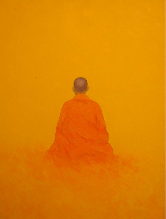 TB34 Monk by Vu Thai  Binh