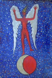 The Devil  Arcano XV by Alpasky