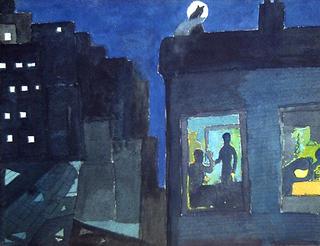 Midsummer Night by Alpasky