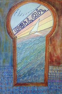 Asilah by Alpasky