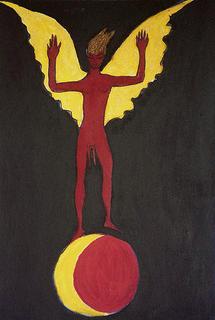 The Devil by Alpasky