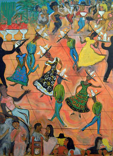 The Dance by Alpasky