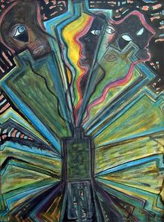 The Francis Bacon' Dream by Alpasky