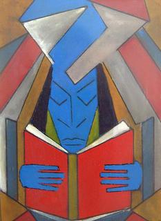 The Reader by Alpasky