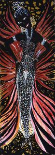 Josephine Baker II by Alpasky