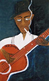 Mr. Blues by Alpasky