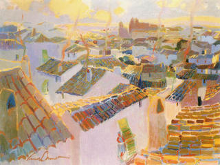 Martos' View by Luis Amer