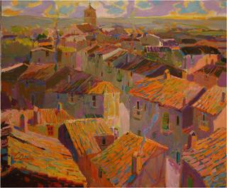 Turegano by Luis Amer