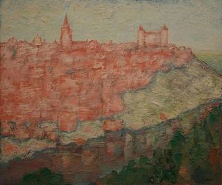 Toledo by Luis Albert