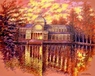 Cristal Palace El Retiro by Jorge Xavier Morato
