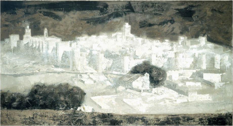 Avila by José Beulas