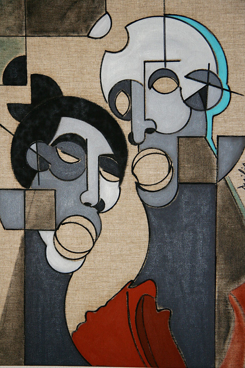 Son Cubano Singers by Duilio De Gennaro