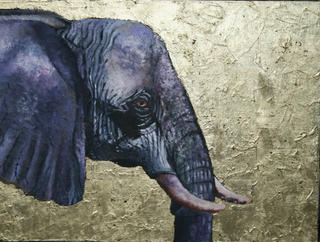 Elephant by Hilary Dunne