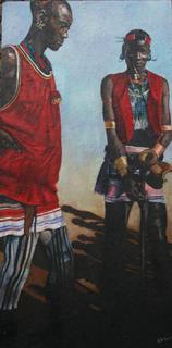 Hamer Warriors by Hilary Dunne