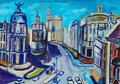 Gran Vía by Gregorio Gigorro