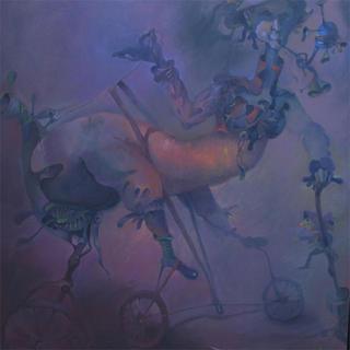 Acrobatic Fantasy by Manuel Elices
