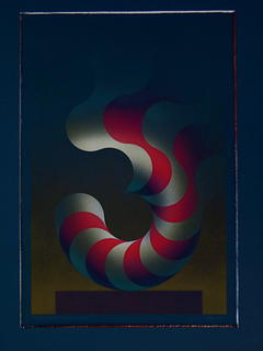 Theme 29 a Variation by Julio Le Parc
