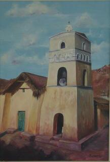 Susques. Jujuy Chapel by María Cristina Misiunas