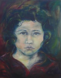 La Nena by María Cristina Misiunas