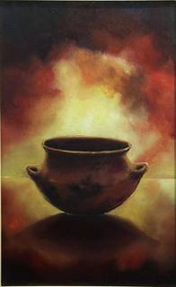 Pot by María Cristina Misiunas