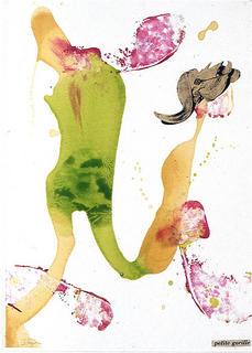 Petite Gorille by Jorge Galindo