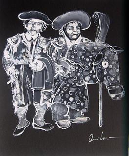 Cuadrilla Bombero Torero by Vicente Quiles