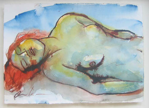 Nudes by Vicente Quiles