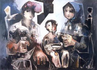 Family by Oriol Balmes