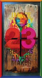Image 23 - Greg Curnoe Art Maker - Original by Cliff Kearns