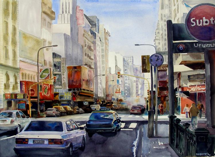 Buenos Aires by Enrique Pablo Vázquez