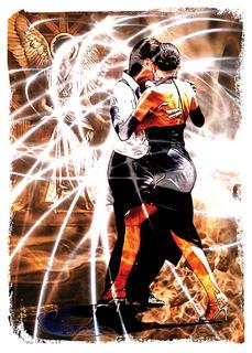 Flash Tango by Enrique Pablo Vázquez