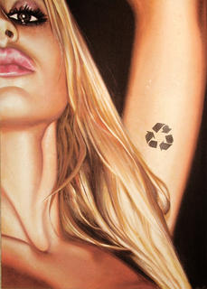 Natural Plastic by Ivan Toninato