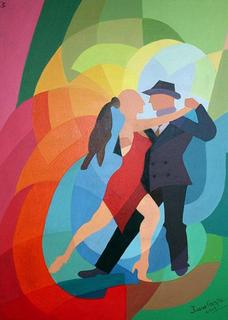 Aqui Tango by Juana Crespo