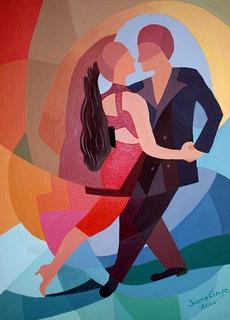 Dancing by Juana Crespo