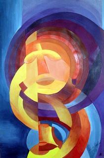 The Hidden Face by Juana Crespo