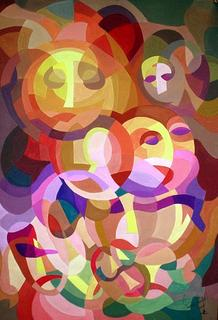Crowd by Juana Crespo