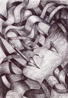 Entre el Humo by Juana Crespo