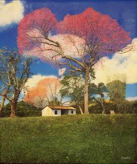 Correntino Landscape by Horacio Gurdiel