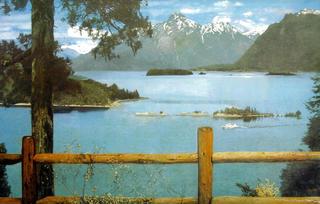 Nahuel Huapi Lake by Horacio Gurdiel