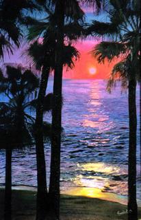 Sunset by Horacio Gurdiel