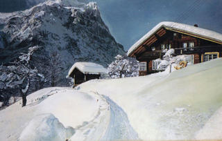 Swiss Alps by Horacio Gurdiel